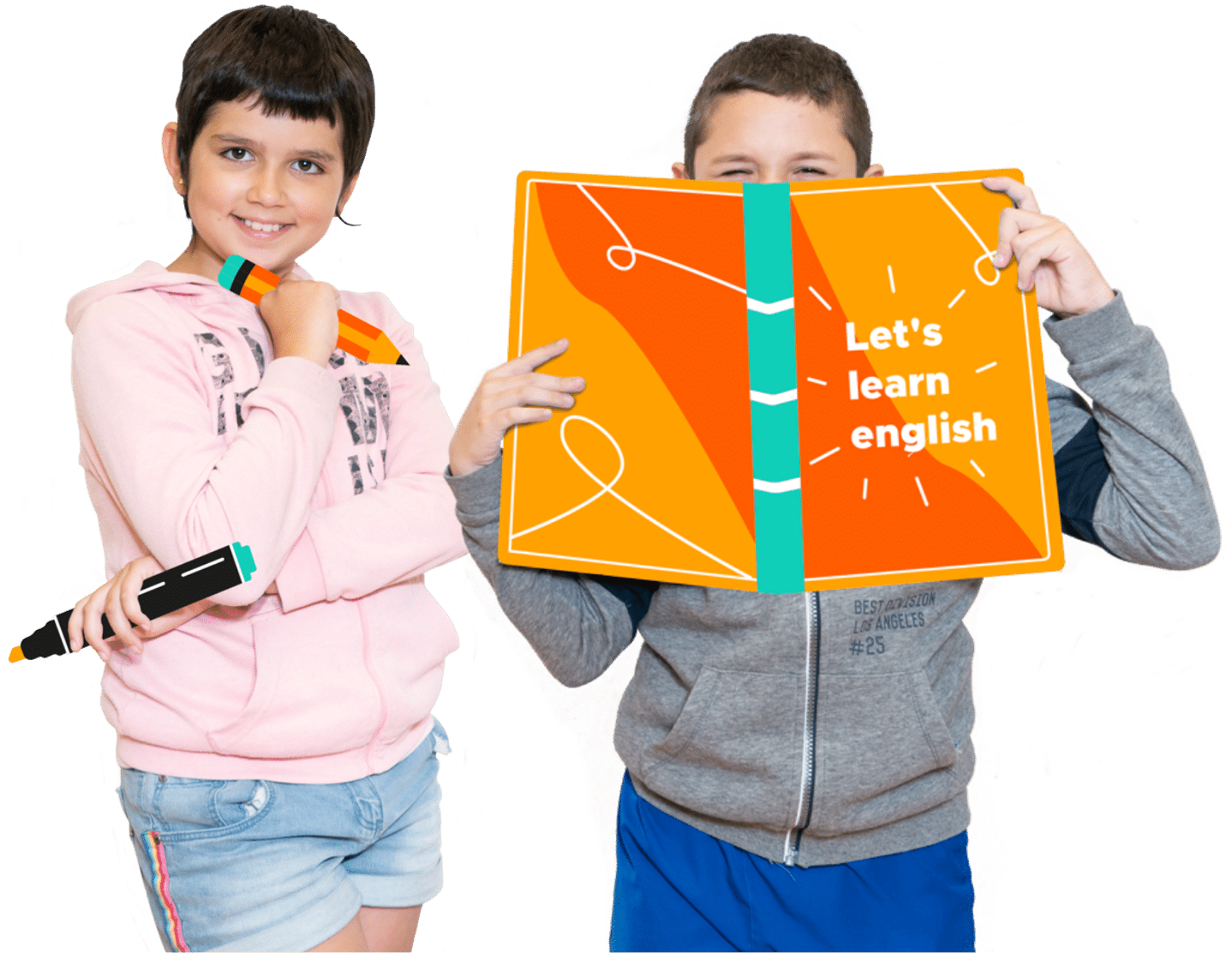 cursos de ingles para niños